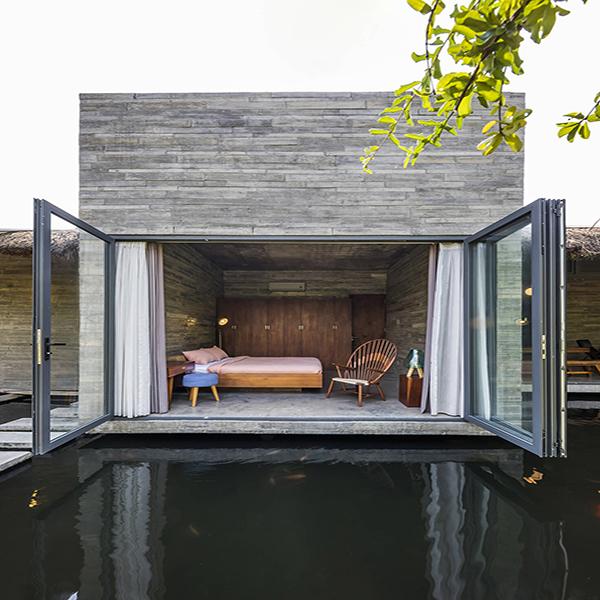 không gian Am House