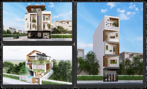 xây dựng ngôi nhà mơ ước