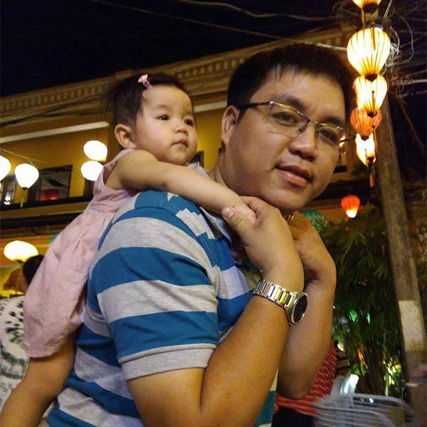 Anh Trầm Đức Lợi khách hàng xây nhà tại CityA Homes Đà Nẵng