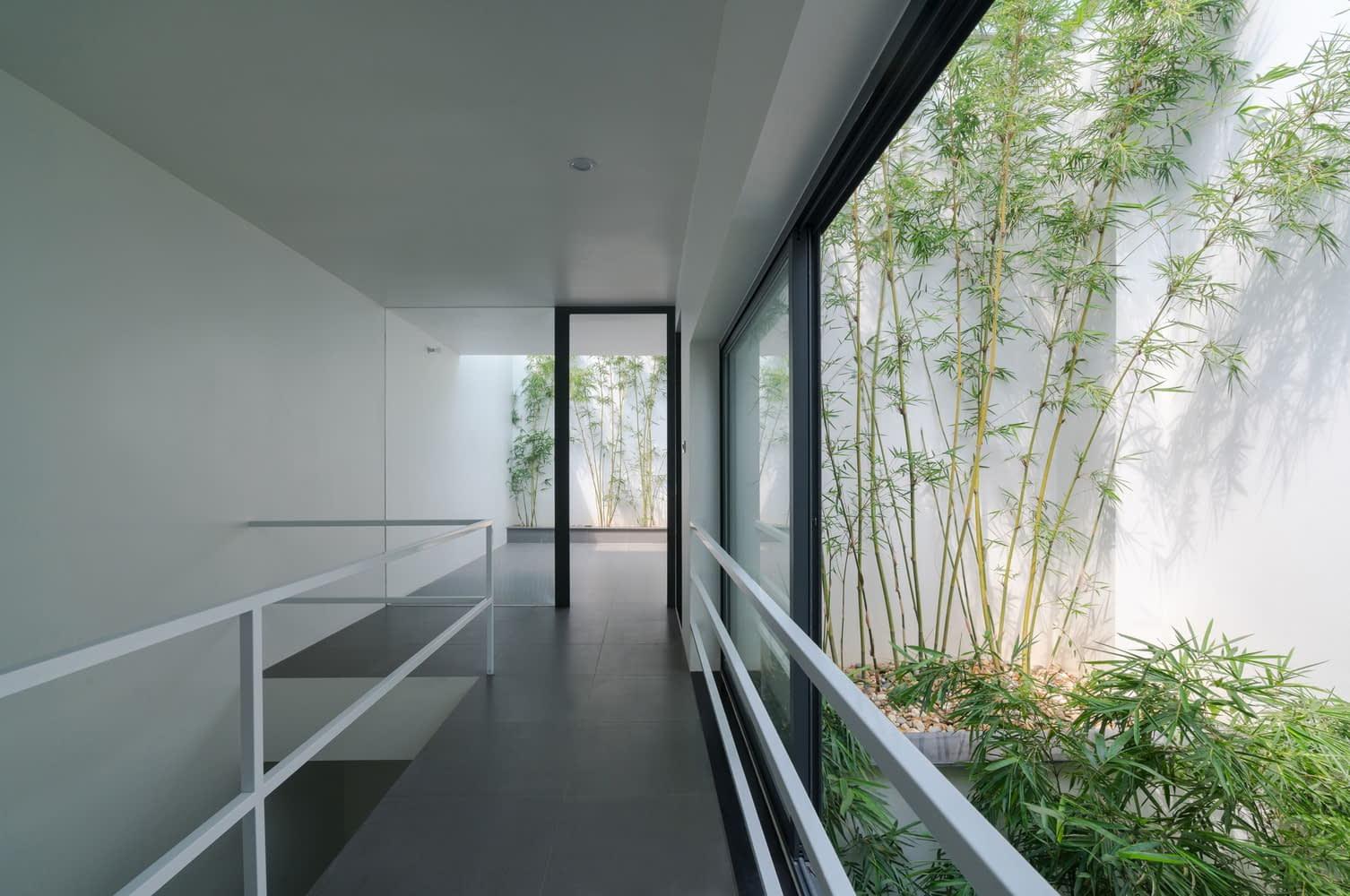 """Không gian được thiết kế giúp mang đến những giá trị sống """"xanh"""" hoàn hảo cho các thành viên trong gia đình"""