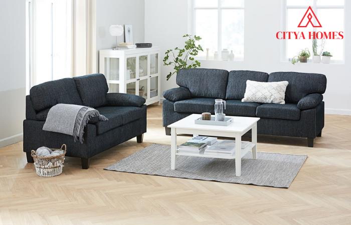 Chọn Ghế Sofa Màu Trầm