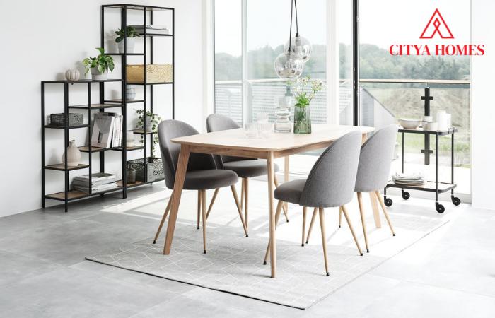 Đồ Nội Thất Hiện đại Tối Giản Thể Hiện Rõ Scandinavian Design