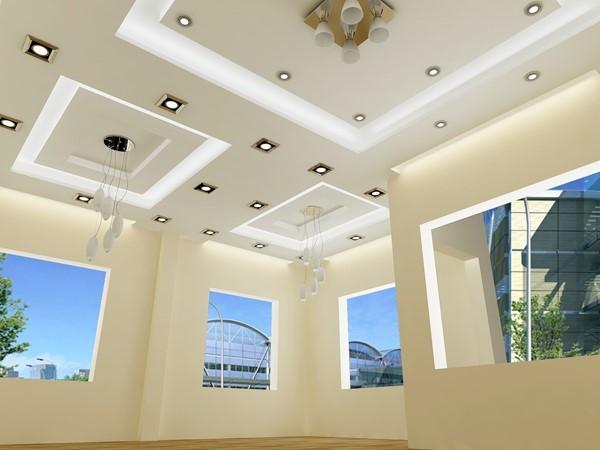 Bật mí bạn cách lựa chọn đèn hắt trần thạch cao đơn giản nhất