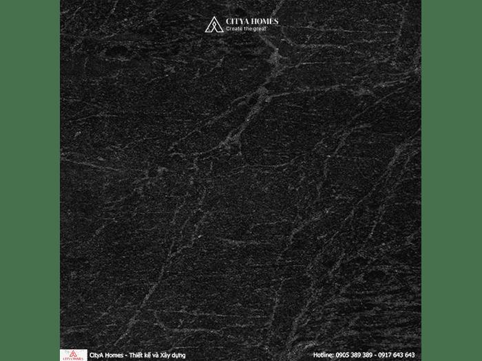 Đá lát nền Granite màu đen kim sa