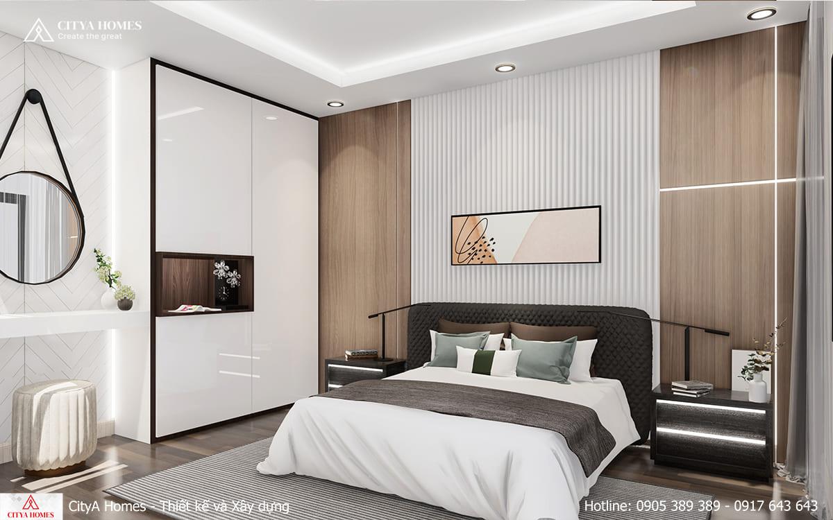 Mẫu Phòng Ngủ Được Vạn Người Mê
