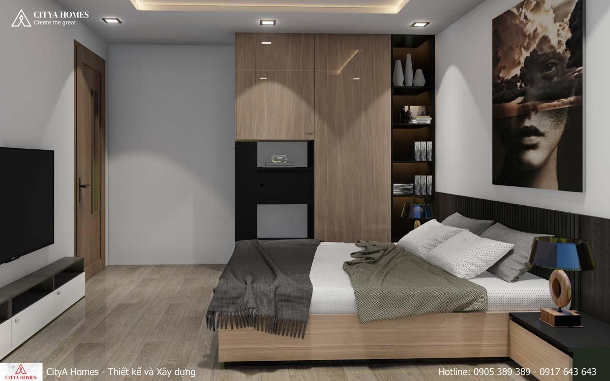 Mẫu phòng ngủ hợp xu hướng giới trẻ