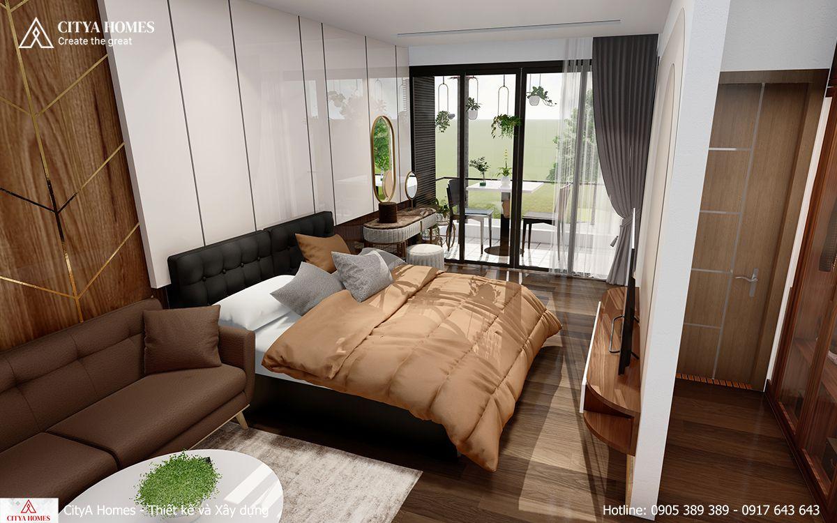 mẫu phòng ngủ Master mà nhiều người mơ ước
