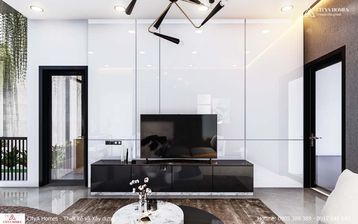 Mọi chi tiết nội thất trong nhà đều được đầu tư kỹ lưỡng