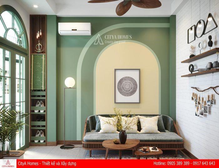 Phong cách Indochine