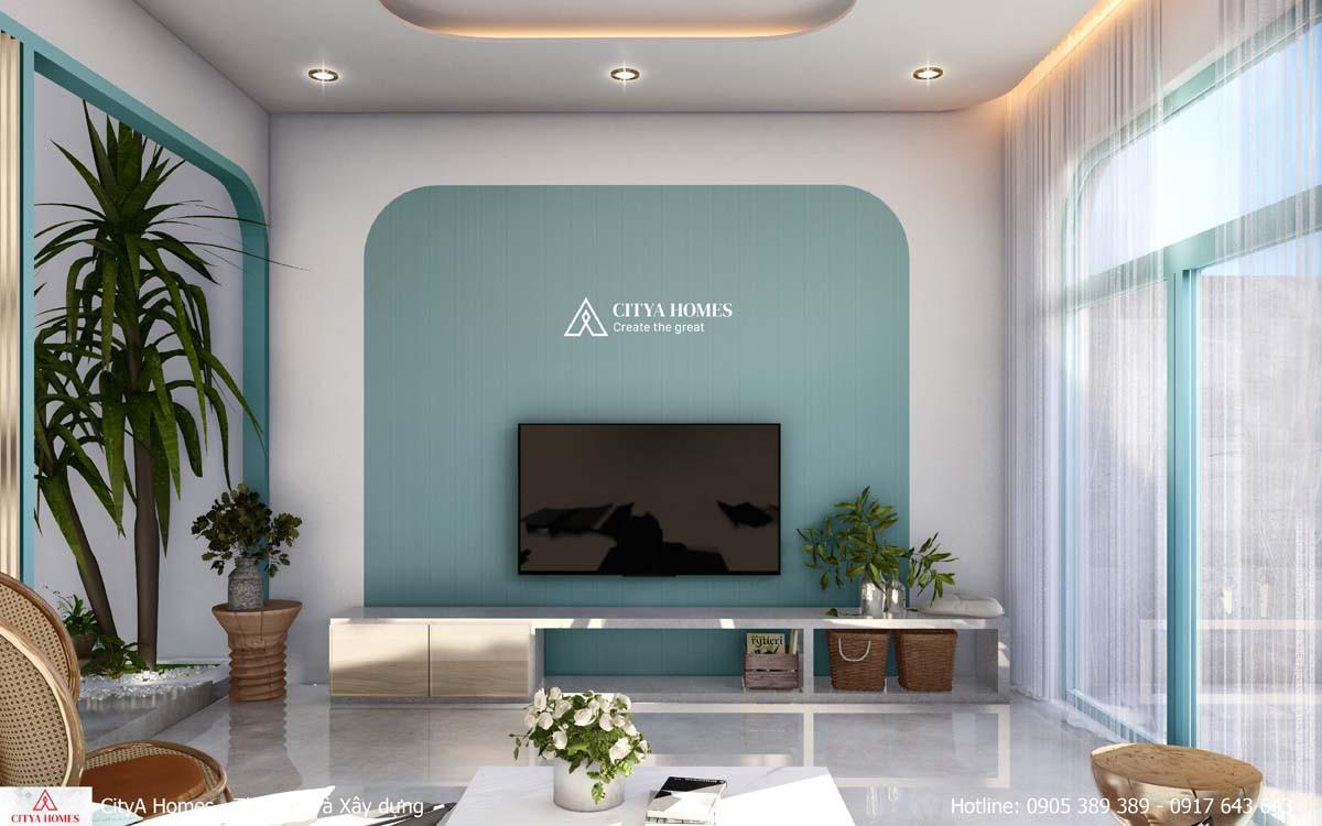 Phong cách tối giản được sử dụng trong mọi không gian nhà