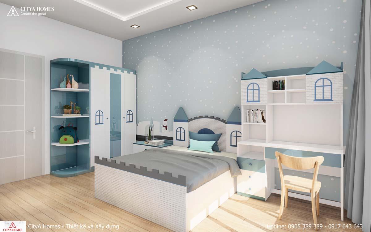 Phòng ngủ đẹp và mộng mơ
