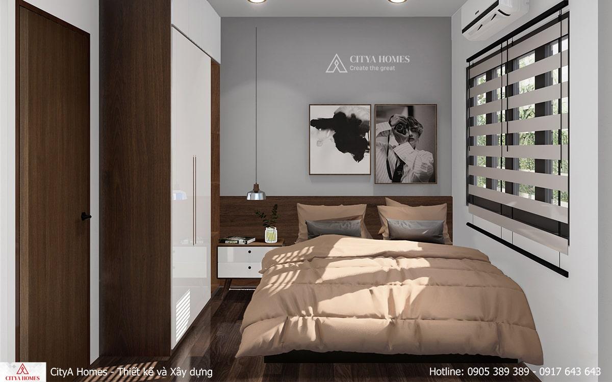 Phòng ngủ đẹp tinh tế