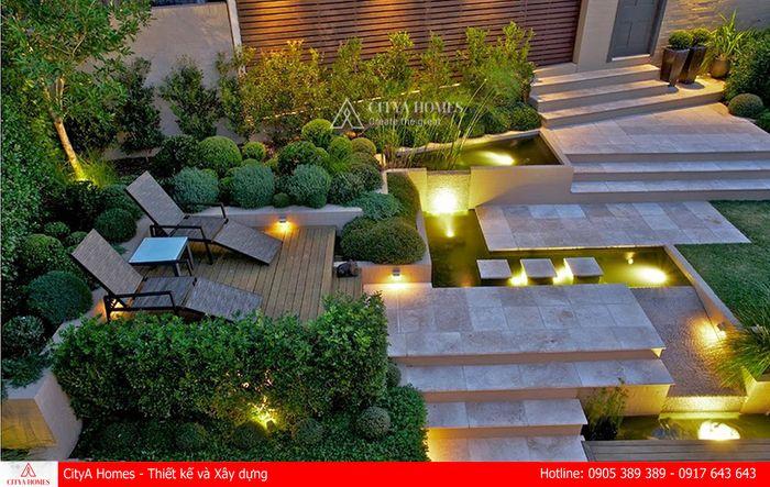 Thiết kế ánh sáng nhà vườn của bạn