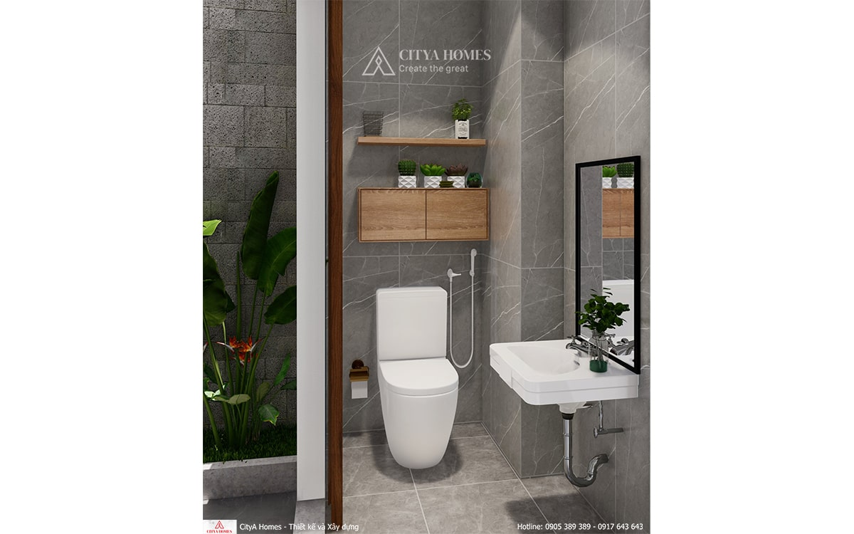 Toilet Đẹp Và Hợp Lý Đáng Tiền Đầu Tư