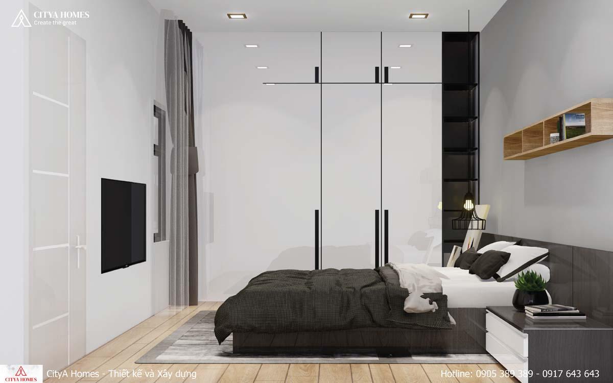 Tủ Acrylic chạm trần được đưa vào nhằm nâng cao hiệu quả tối ưu