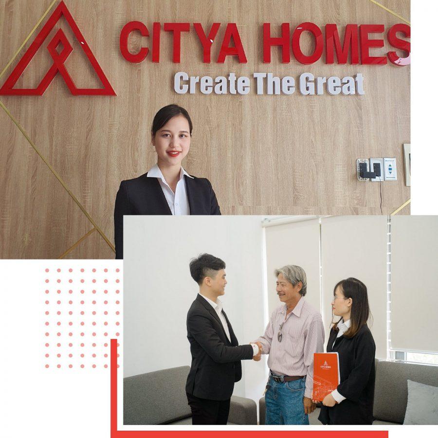Tư vấn thiết kế thi công nhà tại CityA Homes