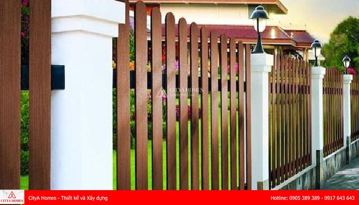 Hàng rào là điểm tựa vững chắc