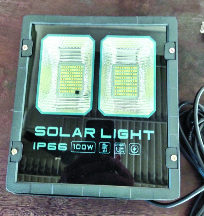 Đèn Năng Lượng Mặt Trời Solar Light