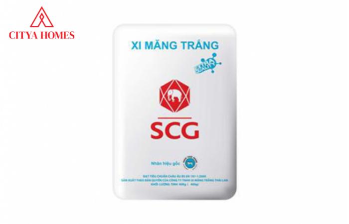 Xi Măng Trắng Con Voi Scg