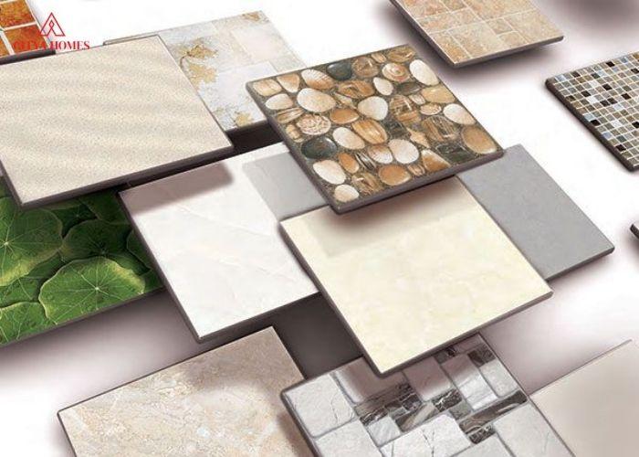 Gạch Granite Hình Vuông