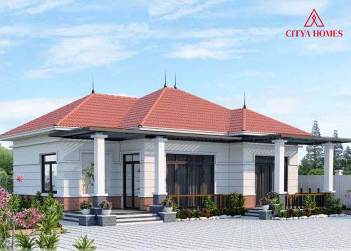 Nhà Mái Thái Cấp 4