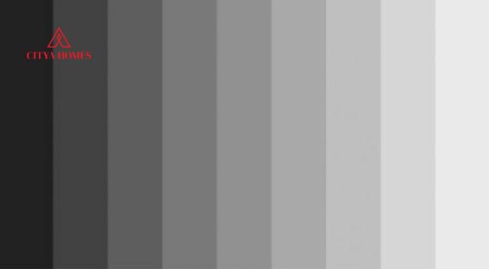 Bảng Màu Ghi