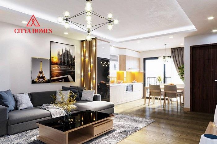 Trang Trí Phòng Khách đẹp Cho Chung Cư
